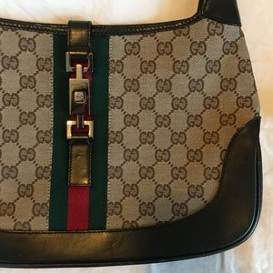 gucci jackie-o bag | guarantee authentic